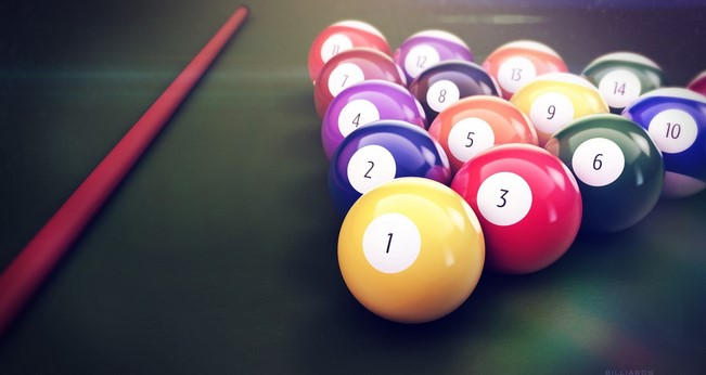 Cara Main Billiard Online Dengan Langkah Awal